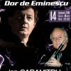 Două evenimente de mare valoare, luni şi marţi, la Teatrul Tony Bulandra din Târgovişte