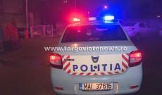 Week-end de foc pentru poliţiştii din Dâmboviţa. Peste 100 de evenimente