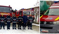 Ambulanţă nouă pentru zona de sud a judeţului Dâmboviţa