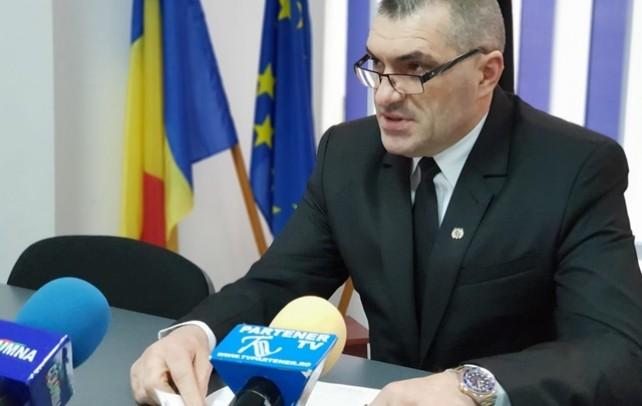 Comisarul şef al IPJ Dâmboviţa, Sorin Păun, s-a pensionat