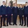 Viitorii ofițeri, în practică la Jandarmeria Dâmboviţa