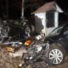 Accident cumplit, noaptea trecută, la Voineşti. Patru tineri au fost luaţi de ambulanţe