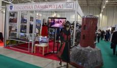 Judeţul Dâmboviţa, promovat la Târgul de Turism al României
