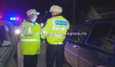 Razie în Târgovişte – Şofer depistat sub influenţa drogurilor