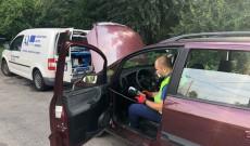 """Dâmboviţa – Aproape 3500 de maşini verificate erau """"bombe"""" pe patru roţi"""