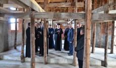 ÎPS Nifon, vizită pe şantierele din judeţ
