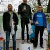 Jandarmul dâmboviţean Ionuţ Timofte, locul I la Băneasa Race!