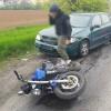 Incident neobişnuit lângă un poligon auto din Târgovişte. Instructorul, nevoit să sară în mers