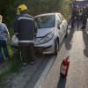Ultima oră! Accident la Mija! Ce a pățit o șoferiță din cauza GPS-ului