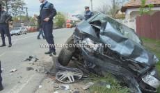 Peste 600 de accidente s-au produs în judeţul Dâmboviţa, în 10 luni