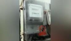 Prinşi cum furau curent. Video – Cum funcţiona contorul… înapoi
