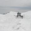 Atenție! Drumul 713, spre Padina, Peștera, ÎNCHIS din cauza zăpezii