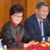 Exelența Sa Jiang Yu, ambasadorul Republicii Populare Chineze în România, vizită în județul Dâmbovița