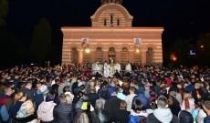 Slujba Învierii Domnului, la Catedrala din Târgoviște