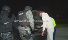 Razie în Târgovişte. Sute de persoane au fost legitimate