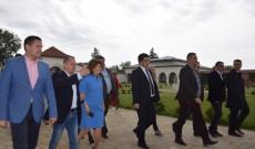 Ce obiective a vizitat ministrul Culturii, Valer Breaz, în județul Dâmbovița