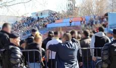 Jandarmii, măsuri de ultimă oră la meciul dintre Chindia și Metaloglobus