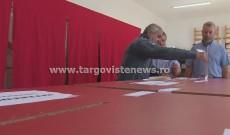 355 de angajaţi ai MAI vor asigura paza celor 417 de secţii de votare din judeţul Dâmboviţa
