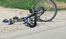 ACUM – Accident cu două mașini și un biciclist, de 10 ani, la Butimanu