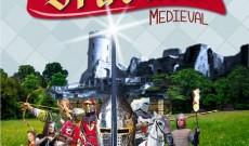 Nu rataţi Festivalul Medieval Dracula, între 15 şi 16 iunie, la Târgovişte!