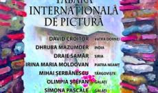 Tabăra Internaţională de Pictură, între 23 şi 30 iunie, la Târgovişte