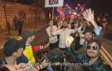 Parada Babel, cea mai tare petrecere în stradă, la Târgovişte!
