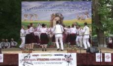 Găeşti – Festivalul-Concurs Internaţional de Dans Cununa Sânzienelor