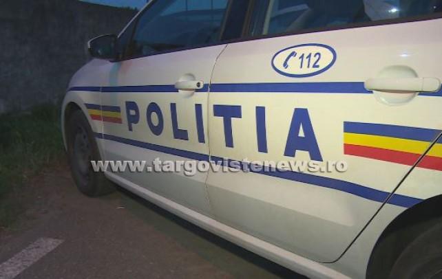 Târgoviște – Drogat, beat și fără permis a făcut praf 3 mașini