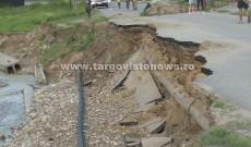 Judeţul Dâmboviţa cere ajutor Guvernului pentru pagubele produse de inundaţii