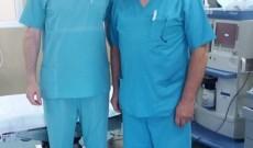 Doctorul Jean Popescu şi bucuria de a-şi vedea copiii urmându-i cariera