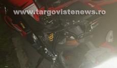 Valea Voievozilor – O şoferiţă, de 18 ani, cu Mercedes, a lovit un motociclist