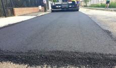 Târgovişte – Străzi asfaltate din bugetul local