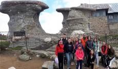 15 elevi olimpici au fost răsplătiţi cu o vacanţă la munte