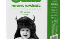O firmă din Timișoara donează 42 de mii de litri de lapte UHT oamenilor sărmani din județul Dâmbovița