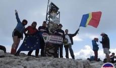 Montaniarzii dâmbovițeni au plecat să cucerească al doilea vârf ca înălțime din Bulgaria