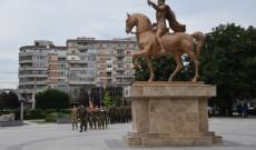 Ziua Imnului Național, sărbătorită la Târgoviște
