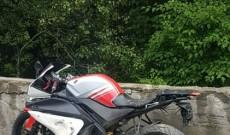 Un adolescent, de 16 ani, a făcut accident cu motocicleta, la Adânca