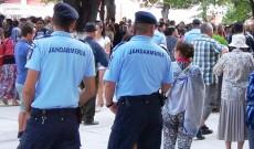 Jandarmii, chemați să păzească enoriașii care vin la sărbătoarea Sf.Nifon