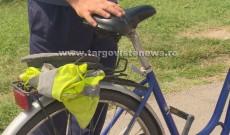 Peste 150 de biciclişti, amendaţi de poliţişti