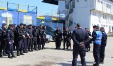 Măsuri de siguranţă la meciul dintre Flacăra Moreni şi Progresul Spartac Bucureşti