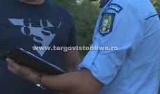 Altă tragedie. Un bărbat a fost găsit spânzurat pe malul râului Dâmbovița, la Râncaciov