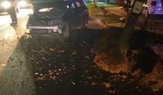 Accident spectaculos la Pucioasa. Un şofer beat a băgat spaima în trecători