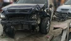 Video! Şoferul care a accidentat un copil de 5 ani şi a fugit, reţinut de poliţişti