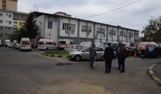 Conducerea CJ Dâmboviţa, vizită la spitalul judeţean şi la ambulanţă