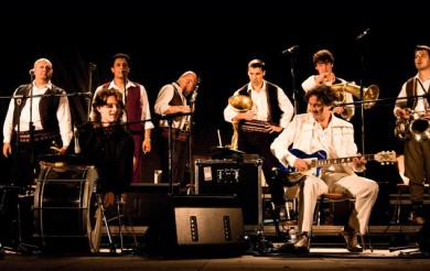 Diseară, în Parcul Chindia – Concert extraordinar Goran Bregovic & Wedding and Funeral Band