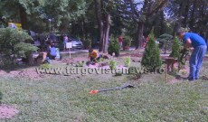 Zilele Cetăţii Târgovişte – Spectacol de culoare în Parcul Chindia