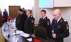 Subofiţer de la ISU Dâmboviţa, reţinut pentru luare de mită