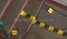 Un bărbat a fost găsit mort în scara unui bloc din Târgoviște. Ce au văzut vecinii