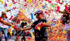 Au început Zilele Cetăţii Târgovişte! Paradă spre viitor, culoare şi bucate delicioase!