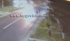 Răzbunare sângeroasă, la Odobeşti! Momentul şocant când un tânăr este înjunghiat pe stradă